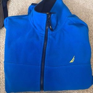 Nautica boys fleece jacket